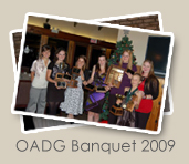 2009 Dressage Banquet Photo Gallery