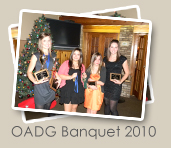 2010 Banquet Photo Gallery