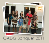 2011 Banquet Photo Gallery