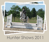 2011 Hunter/Jumper Shows Photo Gallery