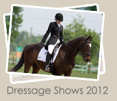 2012 Dressage Shows Photo Gallery - Coming Soon